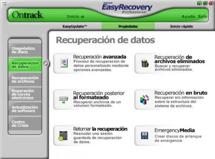 easy recovery essentials download