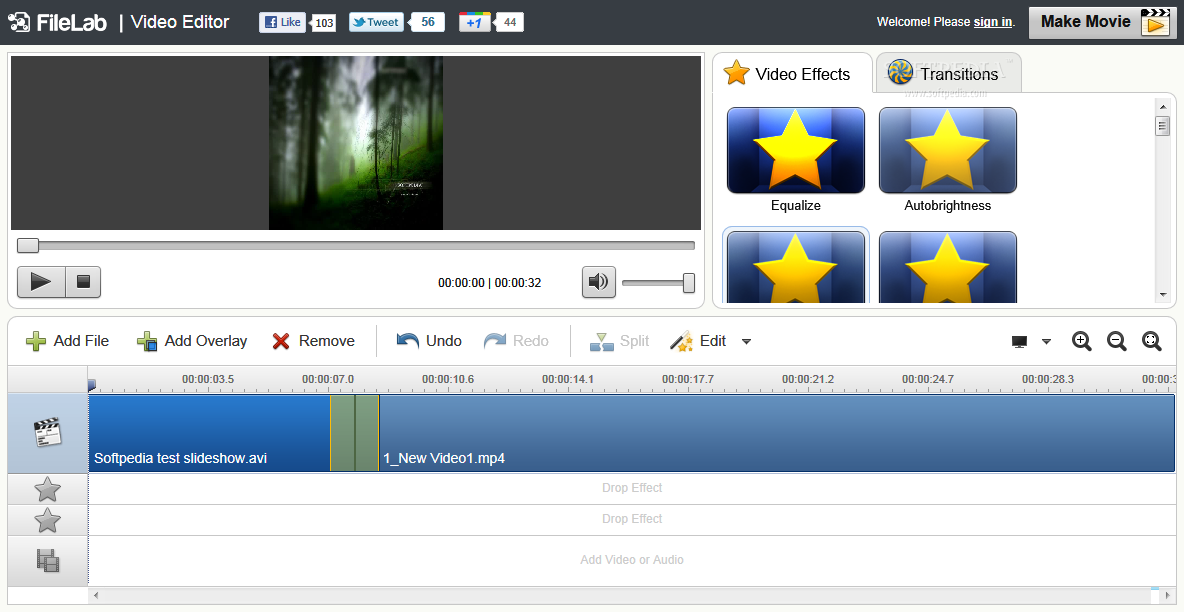 FileLab Video Editor Software Free Download - Update Crack