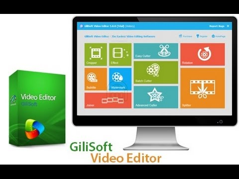 gilisoft video editor download