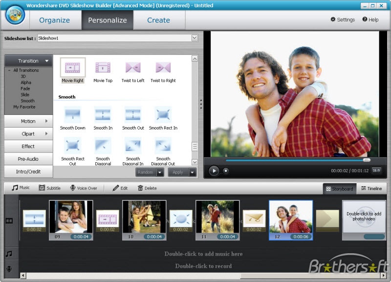 wondershare dvd slideshow builder deluxe crack