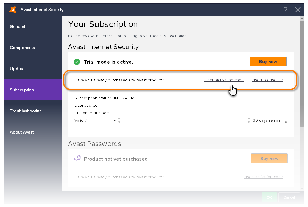 Avast Internet Security Activation Code - Update Crack Software Download