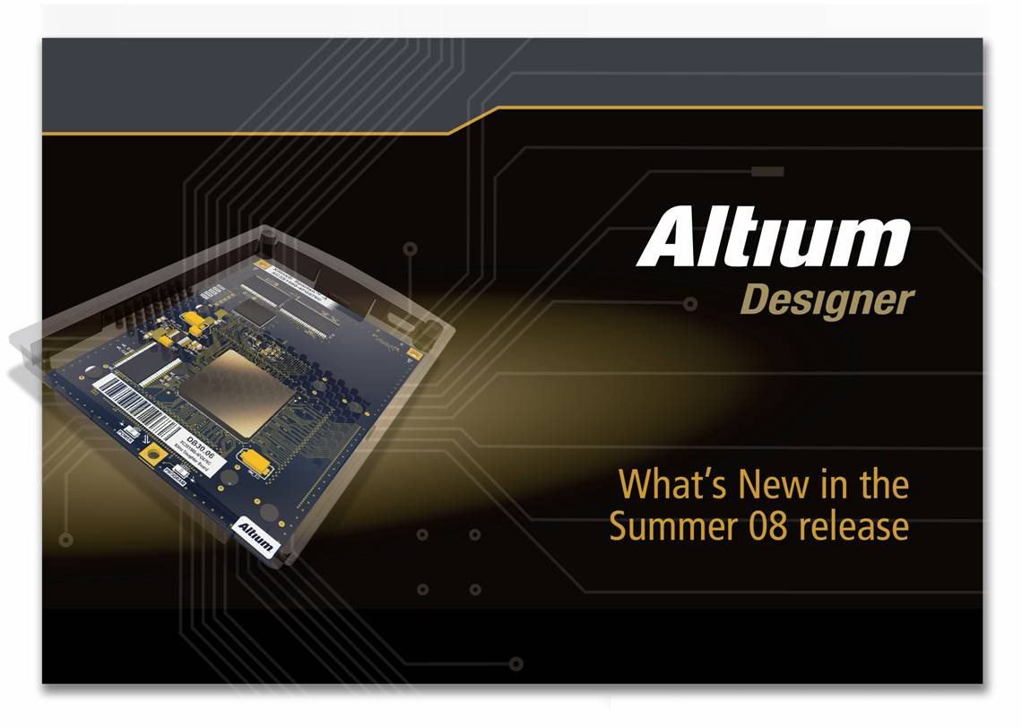 Altium designer 10 software