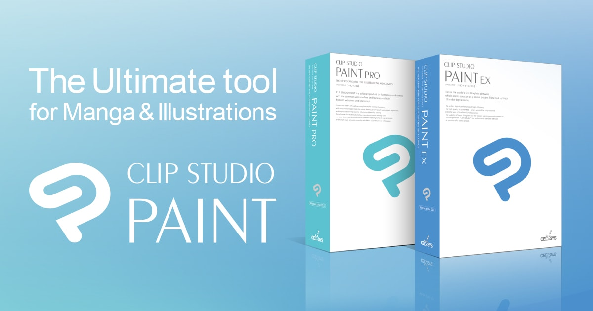 clip studio paint pro download