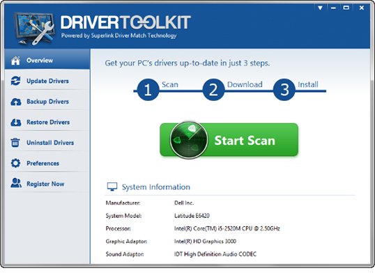 driver toolkit key activator