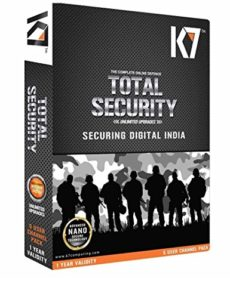 k7 total security serial key