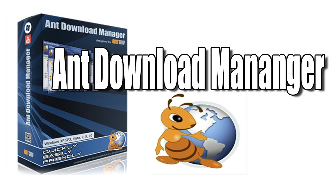 Ant Download Manager for mozilla