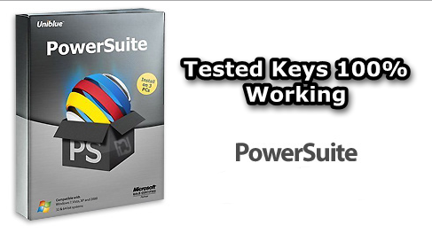 uniblue powersuite key
