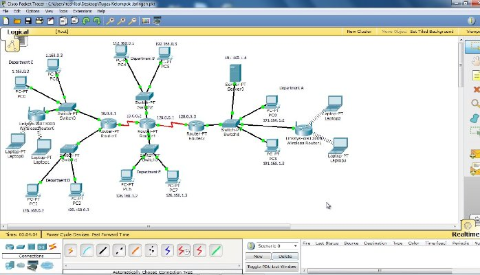 cisco packet tracer portable