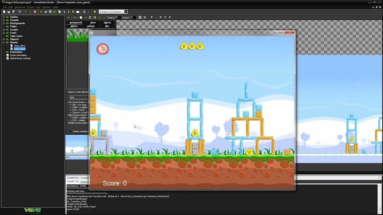 game maker studio pro