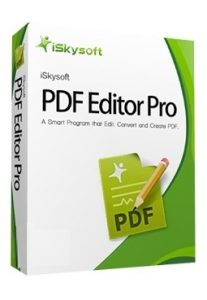 iskysoft pdf editor review